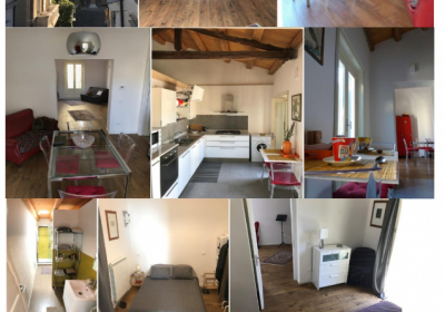 Casa Vacanze Appartamento Casa Del Contrabbasso